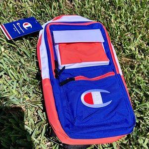 Champion one strap cross body bag NWT